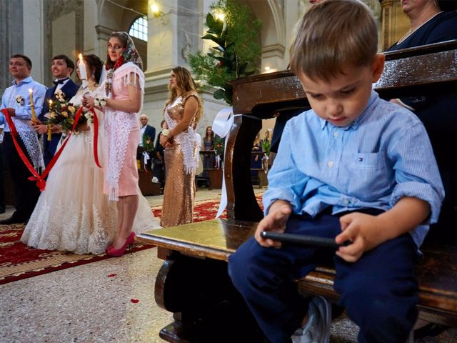 Il matrimonio di Antonio e Galina a Ferrara, Ferrara 9