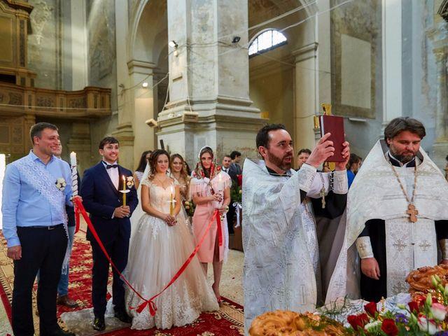 Il matrimonio di Antonio e Galina a Ferrara, Ferrara 24