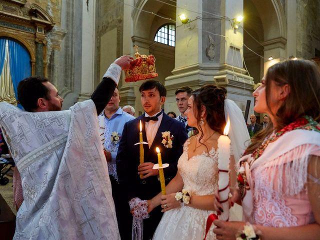 Il matrimonio di Antonio e Galina a Ferrara, Ferrara 28