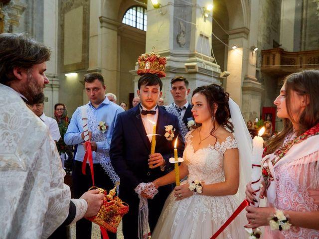 Il matrimonio di Antonio e Galina a Ferrara, Ferrara 29