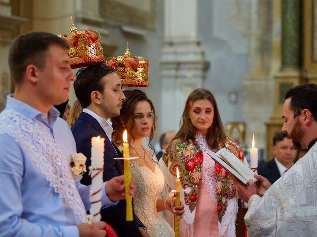 Il matrimonio di Antonio e Galina a Ferrara, Ferrara 31