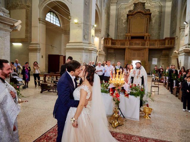 Il matrimonio di Antonio e Galina a Ferrara, Ferrara 39