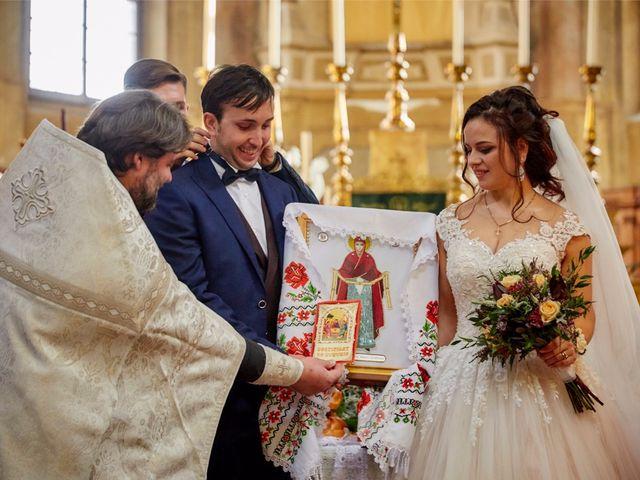 Il matrimonio di Antonio e Galina a Ferrara, Ferrara 42