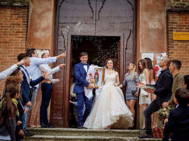 Il matrimonio di Antonio e Galina a Ferrara, Ferrara 43