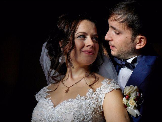 Le nozze di Galina e Antonio