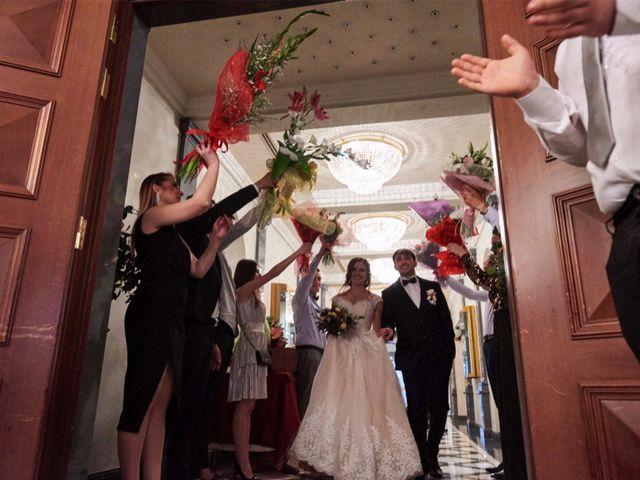 Il matrimonio di Antonio e Galina a Ferrara, Ferrara 80