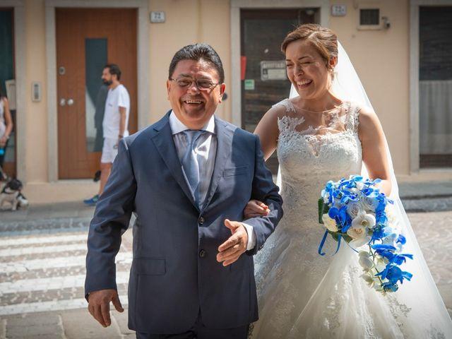 Il matrimonio di Andrea e Marta a Este, Padova 33