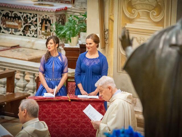 Il matrimonio di Andrea e Marta a Este, Padova 40
