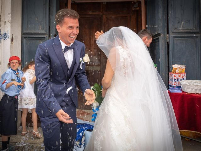 Il matrimonio di Andrea e Marta a Este, Padova 54