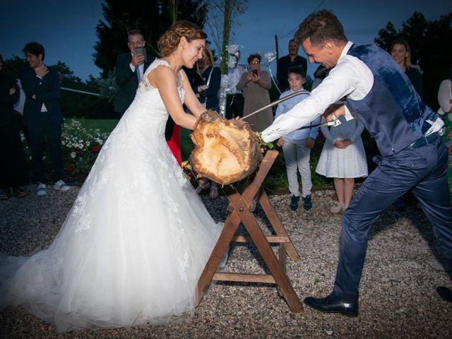 Il matrimonio di Andrea e Marta a Este, Padova 98