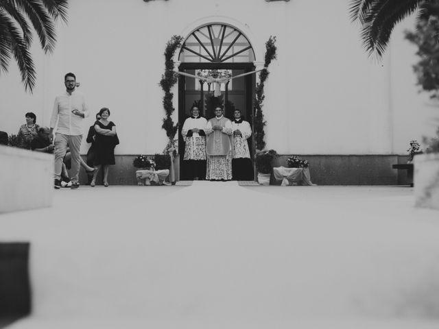 Il matrimonio di Claudio e Giada a Lunamatrona, Cagliari 9
