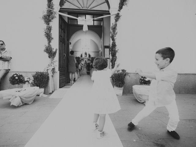 Il matrimonio di Claudio e Giada a Lunamatrona, Cagliari 12