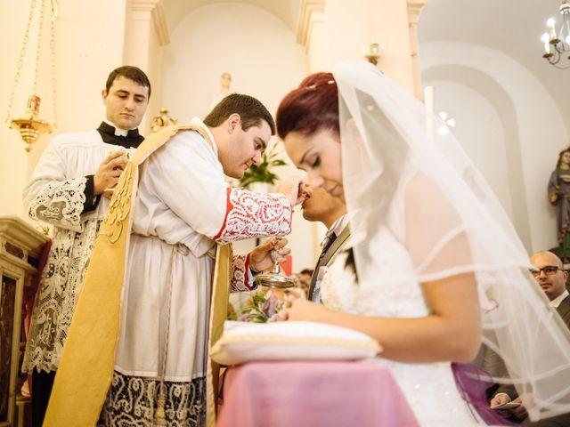 Il matrimonio di Claudio e Giada a Lunamatrona, Cagliari 13