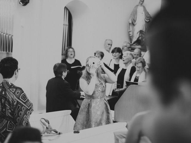 Il matrimonio di Claudio e Giada a Lunamatrona, Cagliari 14