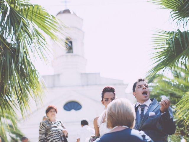 Il matrimonio di Claudio e Giada a Lunamatrona, Cagliari 19