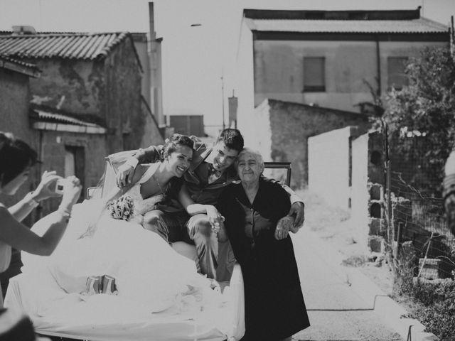 Il matrimonio di Claudio e Giada a Lunamatrona, Cagliari 21