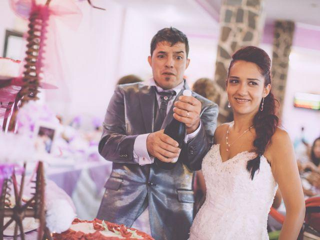 Il matrimonio di Claudio e Giada a Lunamatrona, Cagliari 28
