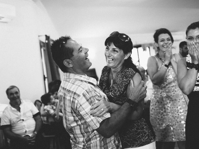 Il matrimonio di Claudio e Giada a Lunamatrona, Cagliari 34