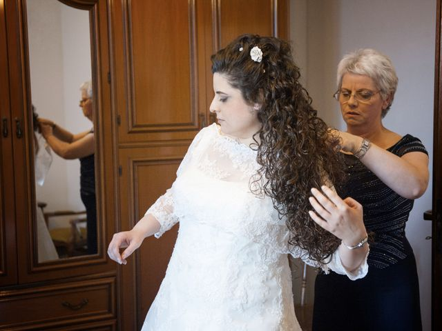 Il matrimonio di Valentina e Alessio a Pomponesco, Mantova 10