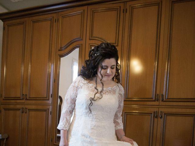 Il matrimonio di Valentina e Alessio a Pomponesco, Mantova 12
