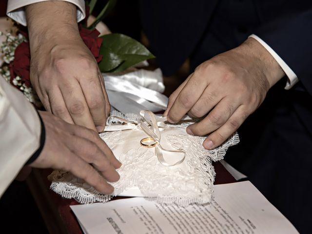 Il matrimonio di Valentina e Alessio a Pomponesco, Mantova 17
