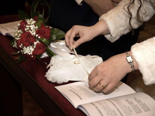 Il matrimonio di Valentina e Alessio a Pomponesco, Mantova 18