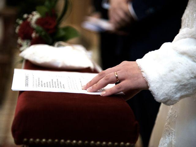 Il matrimonio di Valentina e Alessio a Pomponesco, Mantova 19