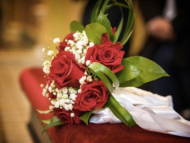 Il matrimonio di Valentina e Alessio a Pomponesco, Mantova 20