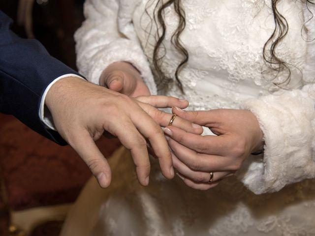 Il matrimonio di Valentina e Alessio a Pomponesco, Mantova 25