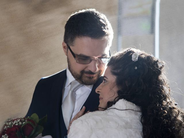 Il matrimonio di Valentina e Alessio a Pomponesco, Mantova 31