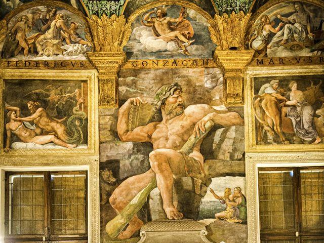 Il matrimonio di Valentina e Alessio a Pomponesco, Mantova 33