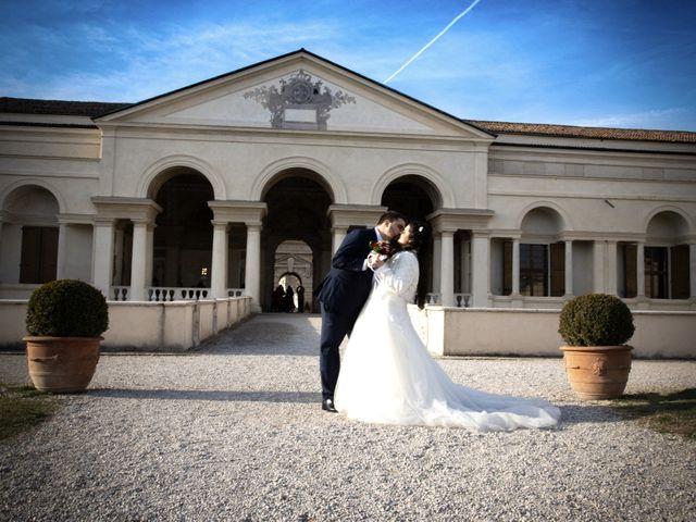 Il matrimonio di Valentina e Alessio a Pomponesco, Mantova 36