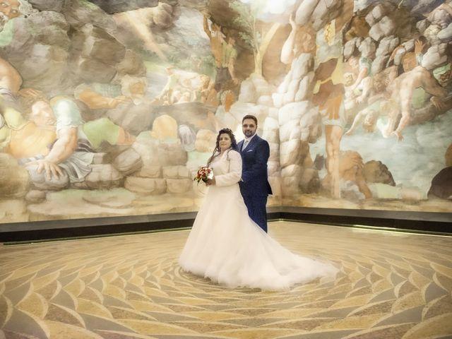 Il matrimonio di Valentina e Alessio a Pomponesco, Mantova 38