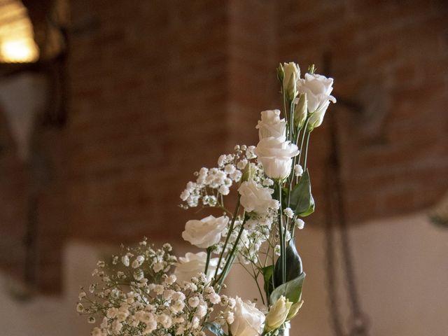 Il matrimonio di Valentina e Alessio a Pomponesco, Mantova 44
