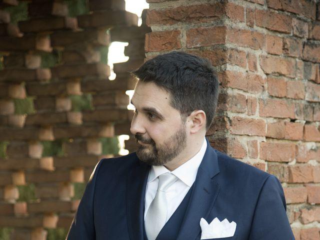 Il matrimonio di Valentina e Alessio a Pomponesco, Mantova 46