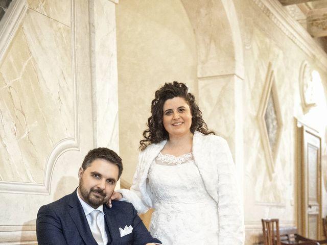 Il matrimonio di Valentina e Alessio a Pomponesco, Mantova 53