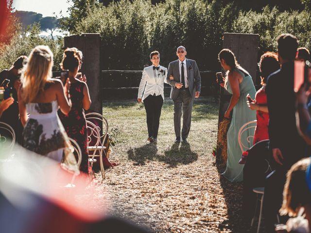 Il matrimonio di Linda e Michela a Roma, Roma 18