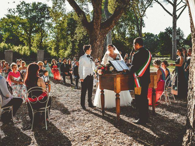 Il matrimonio di Linda e Michela a Roma, Roma 22