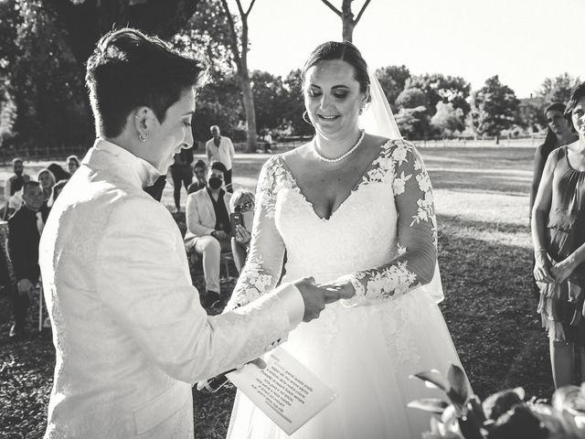 Il matrimonio di Linda e Michela a Roma, Roma 25
