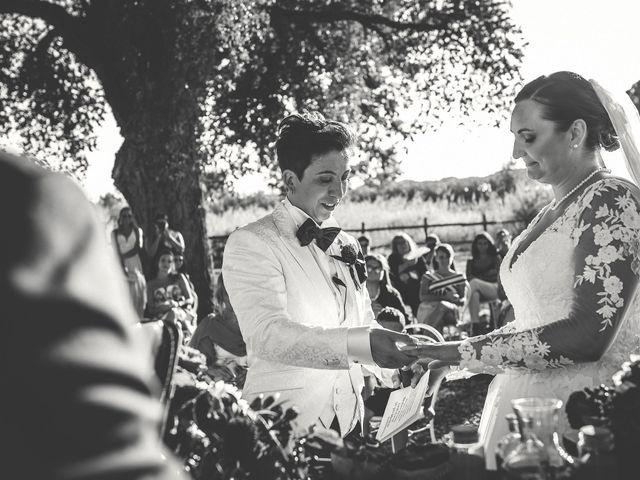 Il matrimonio di Linda e Michela a Roma, Roma 26