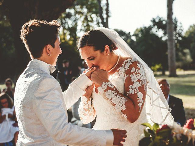 Il matrimonio di Linda e Michela a Roma, Roma 27