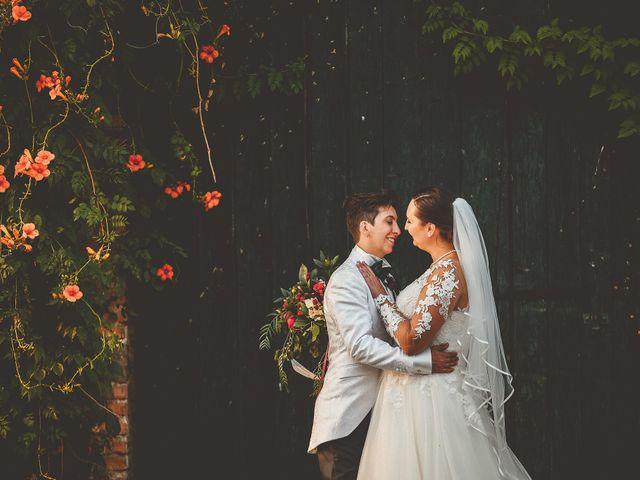 Il matrimonio di Linda e Michela a Roma, Roma 33