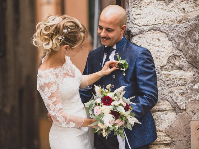 Il matrimonio di Francesca e Roberto a Roma, Roma 2