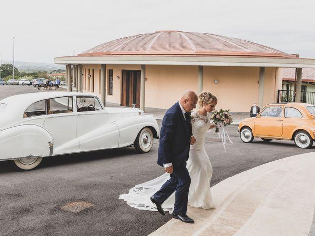 Il matrimonio di Francesca e Roberto a Roma, Roma 56