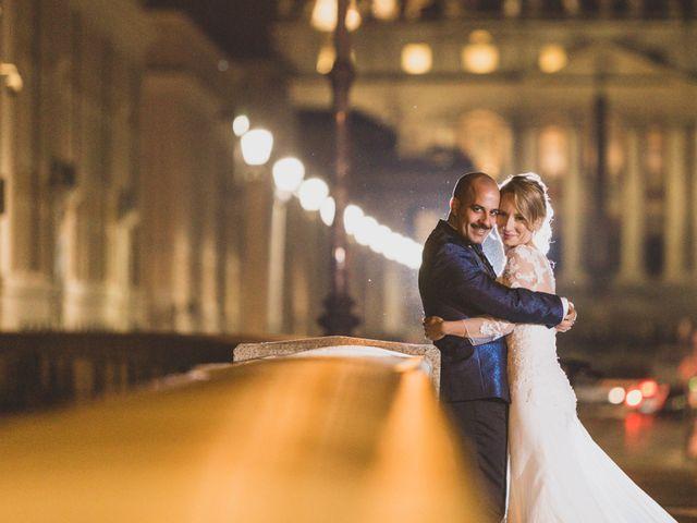 Il matrimonio di Francesca e Roberto a Roma, Roma 58