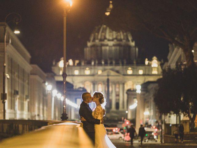 Il matrimonio di Francesca e Roberto a Roma, Roma 59