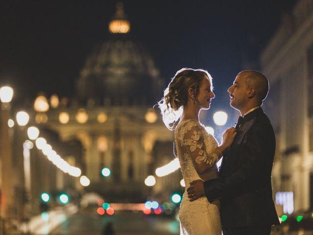 Il matrimonio di Francesca e Roberto a Roma, Roma 61