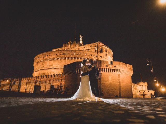 Il matrimonio di Francesca e Roberto a Roma, Roma 62