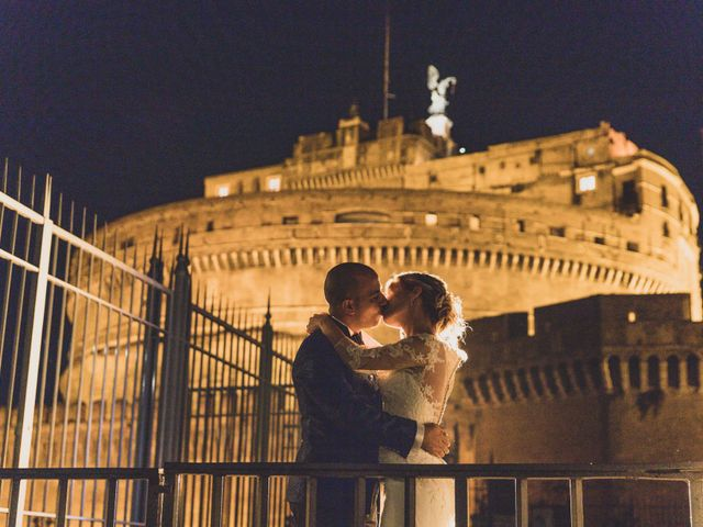 Il matrimonio di Francesca e Roberto a Roma, Roma 63