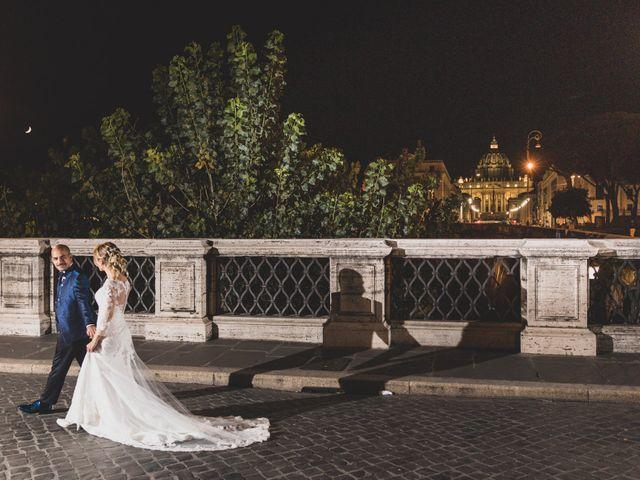 Il matrimonio di Francesca e Roberto a Roma, Roma 64